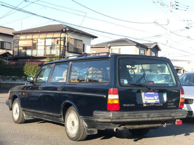 「ボルボ」「240ワゴン」「ステーションワゴン」「神奈川県」の中古車11