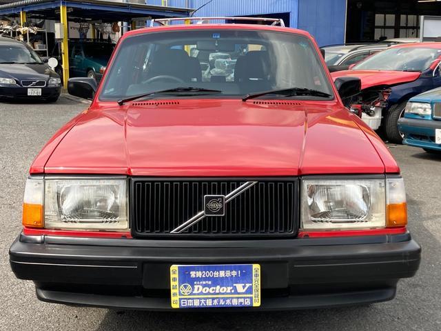 「ボルボ」「240ワゴン」「ステーションワゴン」「神奈川県」の中古車2