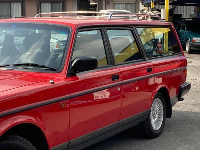 「ボルボ」「240ワゴン」「ステーションワゴン」「神奈川県」の中古車38