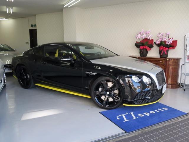 ベントレー ベントレー コンチネンタル GT スピード