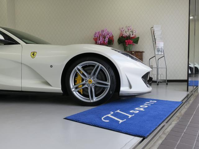 「フェラーリ」「フェラーリ 812スーパーファスト」「クーペ」「東京都」の中古車61