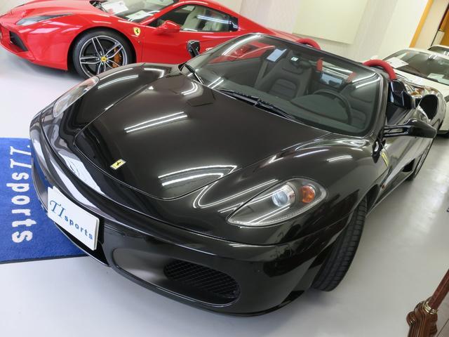 「フェラーリ」「フェラーリ F430スパイダー」「オープンカー」「東京都」の中古車12