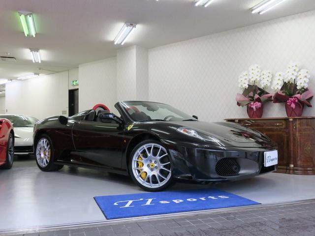 「フェラーリ」「フェラーリ F430スパイダー」「オープンカー」「東京都」の中古車21