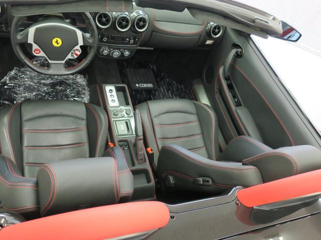 「フェラーリ」「フェラーリ F430スパイダー」「オープンカー」「東京都」の中古車43