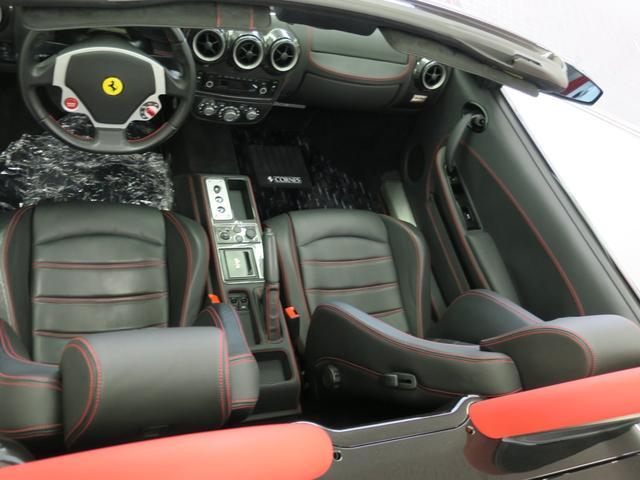 「フェラーリ」「フェラーリ F430スパイダー」「オープンカー」「東京都」の中古車44