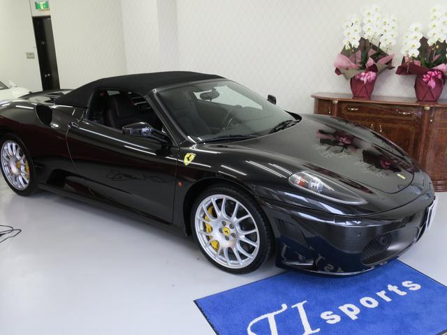 「フェラーリ」「フェラーリ F430スパイダー」「オープンカー」「東京都」の中古車78