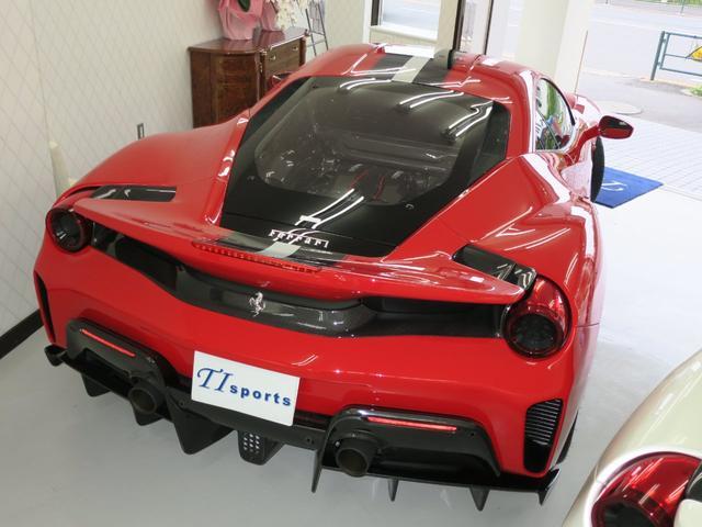 「フェラーリ」「488ピスタ」「クーペ」「東京都」の中古車5