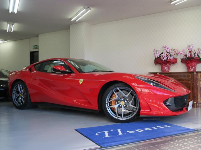 「フェラーリ」「812スーパーファスト」「クーペ」「東京都」の中古車36