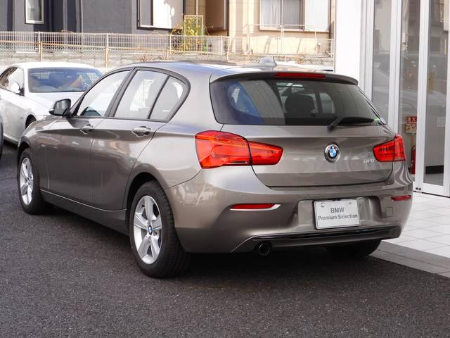 BMW BMW 118i スポーツ パーキングパッケージ 衝突軽減 車線逸脱