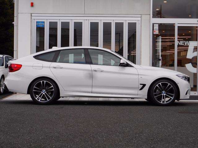 BMW BMW 320iグランツーリスモ Mスポーツ ナビRカメラ 19AW