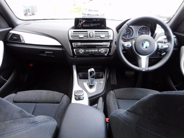 BMW BMW 118d Mスポーツ ナビ LEDライト ETC 17AW