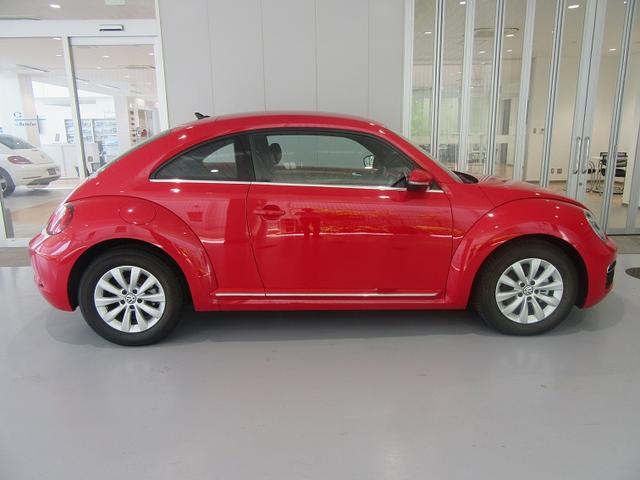 フォルクスワーゲン VW ザ・ビートル Design NAVI ETC
