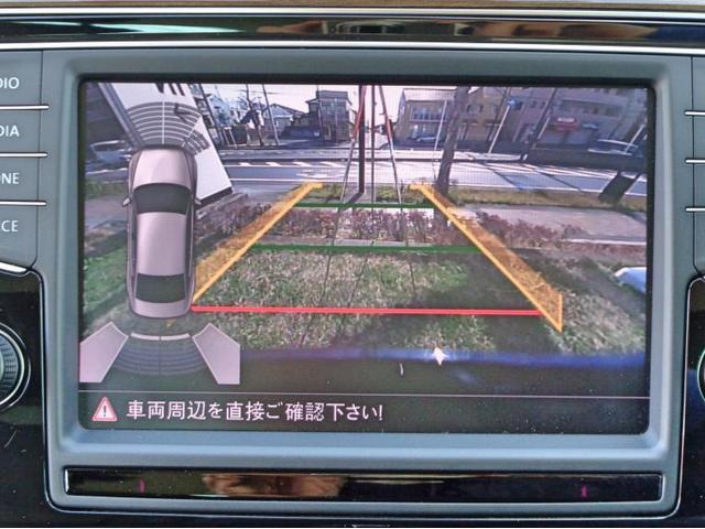 リヤビューカメラ搭載。鮮明な画像が駐車をサポートします。