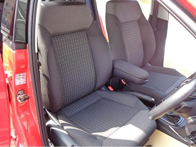 フロントシートはかわいらしいデザインのシートです。