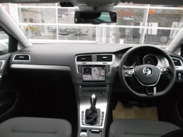 フォルクスワーゲン VW ゴルフヴァリアント TSI Comfortline ACC