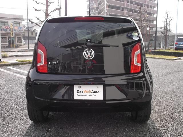 フォルクスワーゲン VW アップ! black up ナビ ETC 15AW シートヒーター