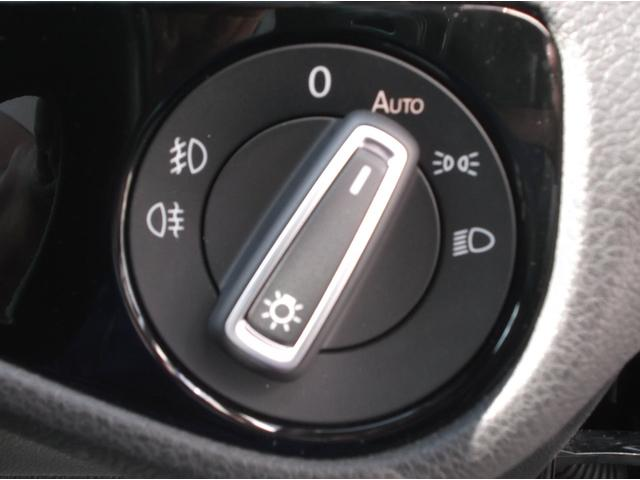 オートライトシステムはトンネルや暗くなると自動的にライトを点灯させます。インフォティメントシステム上で、ライト点灯までの感度を調整可能です。