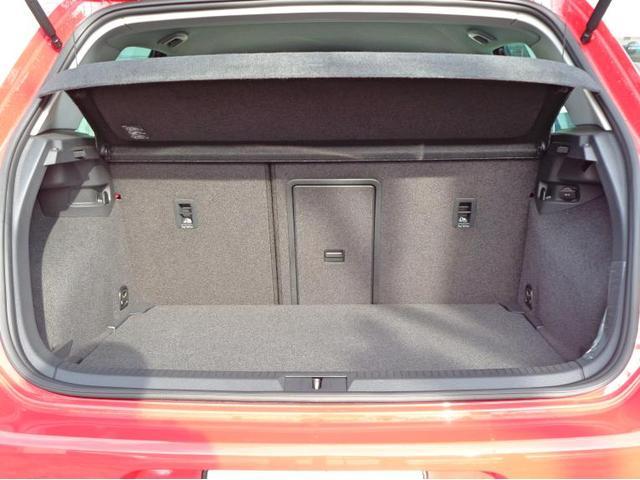 コンフォートシートは座面が大きく、長時間乗っても疲れにくいです。