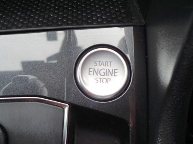 エンジン始動・停止は、ボタン操作のみで楽々です。