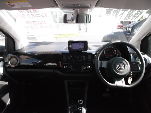 フォルクスワーゲン VW アップ! move up! 4Door ETC Navi
