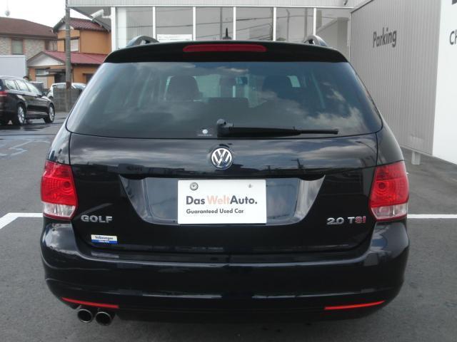 フォルクスワーゲン VW ゴルフヴァリアント 2.0TSI Sportline