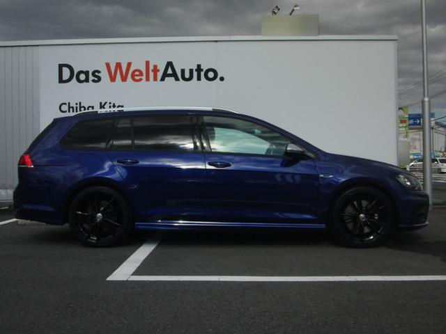 フォルクスワーゲン VW ゴルフRヴァリアント R Launch Edition