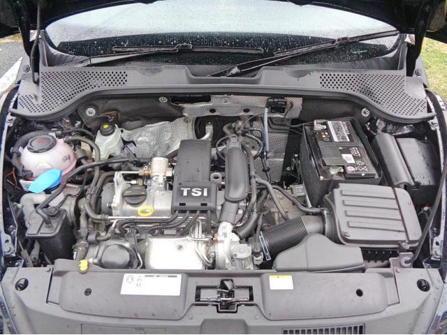 1.2TSIエンジンを搭載