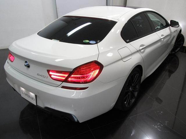 BMW BMW 640iグランクーペ Mスポーツ エディション サンルーフ