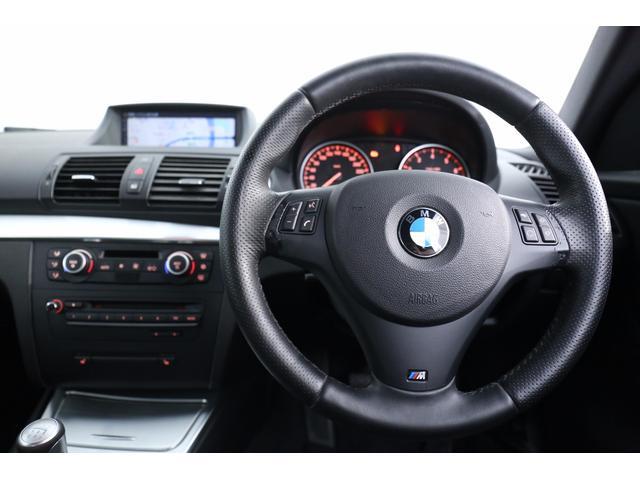 BMW BMW 135i 6MT MスポーツPKG 黒革 純正HDDナビ