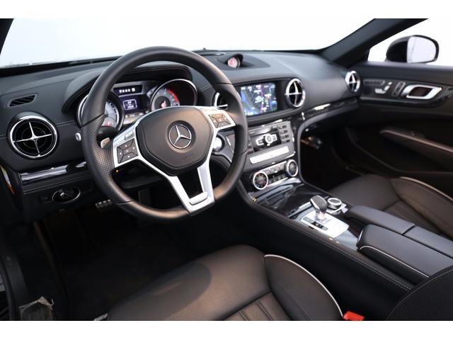 メルセデス・ベンツ M・ベンツ SL350ブルーエフィシェンシー AMGスポーツPKG
