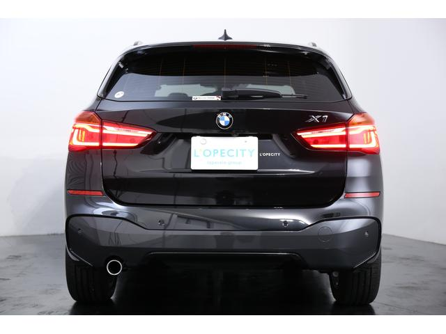 BMW BMW X1 xDrive18d Mスポ 1オナ ハイライン 追従クルコン