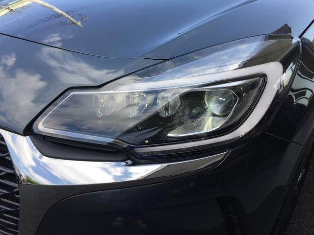 シトロエン シトロエン DS3 パフォーマンスライン 弊社デモカー 新車保証 SDナビ