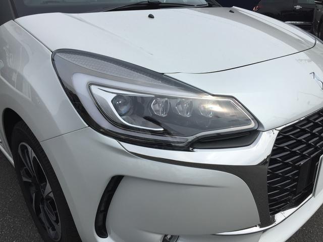 シトロエン シトロエン DS3カブリオ シック 電動オープン DEMOカー 新車保証 キセノンライト