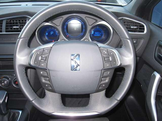 シトロエン シトロエン DS4 シック DS LEDビジョンPKG 新車保証 SDナビ