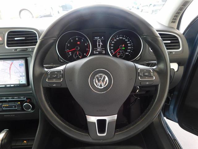 フォルクスワーゲン VW ゴルフ 認定中古 ワンオーナー SDナビ ETC キセノン
