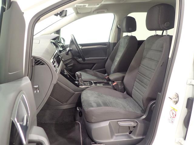 TSI ハイライン 認定中古車 前席後席シートヒーター付き(13枚目)