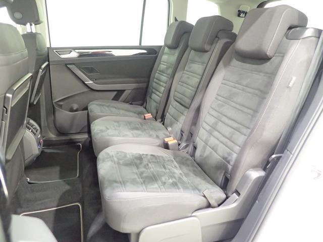 TSI ハイライン 認定中古車 前席後席シートヒーター付き(14枚目)