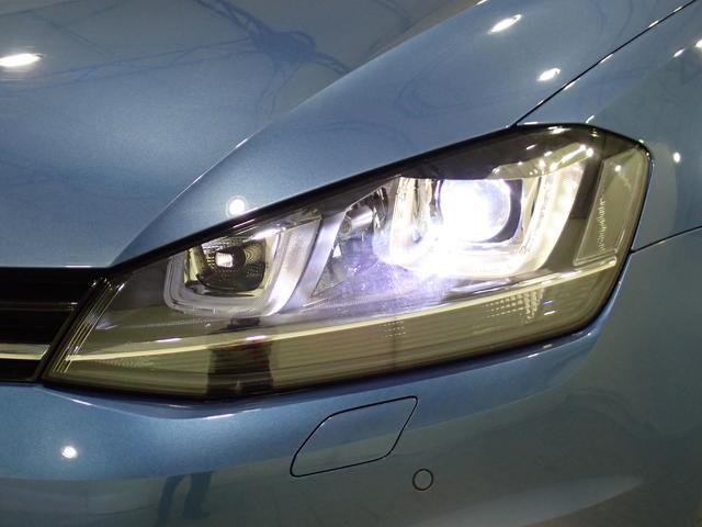 TSIハイラインブルーモーションテクノロジー 認定中古車 キセノンヘッドライト 純正SDナビ スマートキー ETC2,0 ワンオーナー 自動追従機能ACC(2枚目)