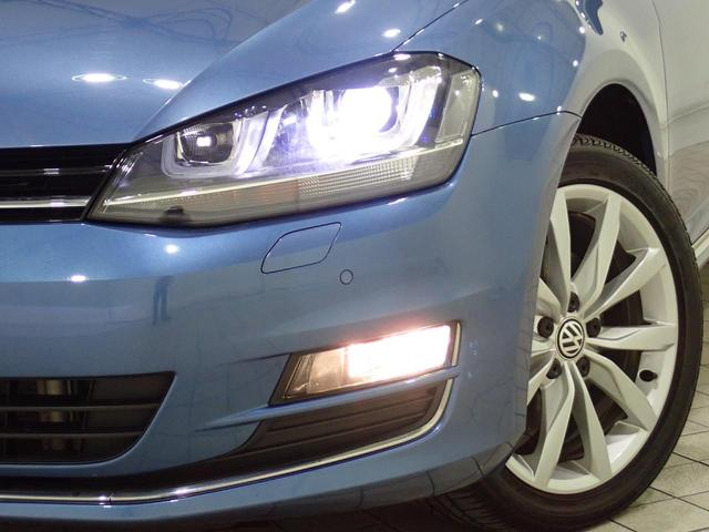 TSIハイラインブルーモーションテクノロジー 認定中古車 キセノンヘッドライト 純正SDナビ スマートキー ETC2,0 ワンオーナー 自動追従機能ACC(22枚目)