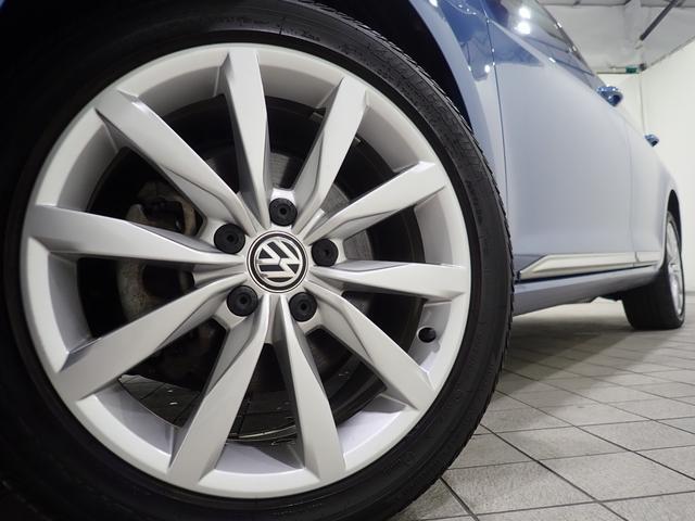 TSIハイラインブルーモーションテクノロジー 認定中古車 キセノンヘッドライト 純正SDナビ スマートキー ETC2,0 ワンオーナー 自動追従機能ACC(23枚目)