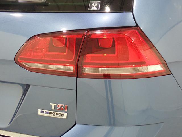 TSIハイラインブルーモーションテクノロジー 認定中古車 キセノンヘッドライト 純正SDナビ スマートキー ETC2,0 ワンオーナー 自動追従機能ACC(39枚目)