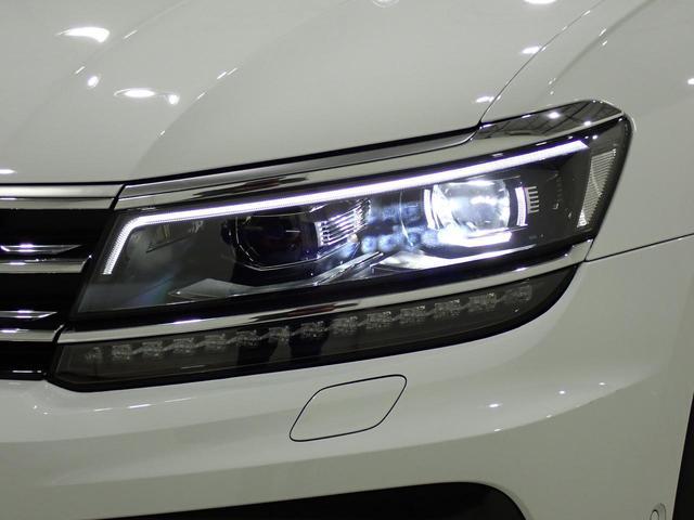 TSI Rライン 認定中古車 ワンオーナー LEDヘッドライト デジタルメーター スマートキー アラウンドビューモニター自動追従機能ACC 純正SDナビ(5枚目)