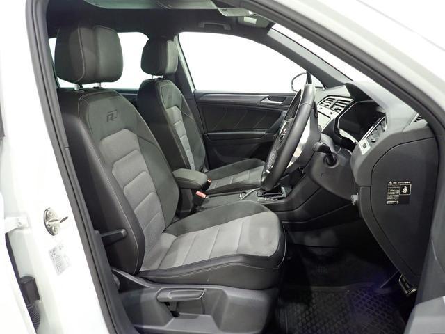 TSI Rライン 認定中古車 ワンオーナー LEDヘッドライト デジタルメーター スマートキー アラウンドビューモニター自動追従機能ACC 純正SDナビ(30枚目)