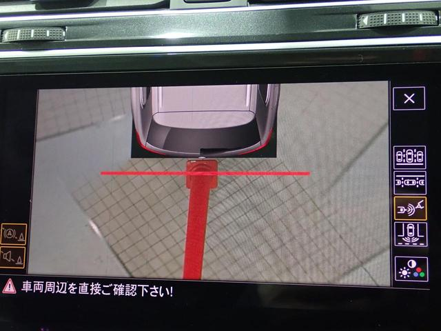 TSI Rライン 認定中古車 ワンオーナー LEDヘッドライト デジタルメーター スマートキー アラウンドビューモニター自動追従機能ACC 純正SDナビ(48枚目)