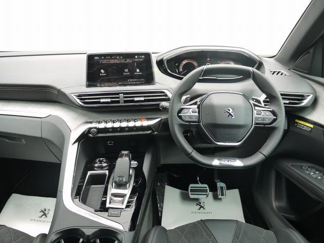 GT ブルーHDi ワンオーナー車 新車保証継承 バックカメラ(18枚目)