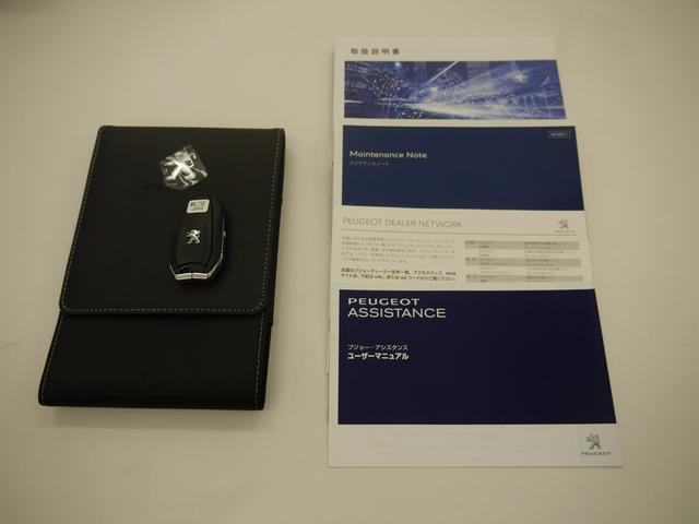 GT ブルーHDi 純正ナビ ETC アクティブセーフティブレーキ アクティブクルーズコントロール(20枚目)