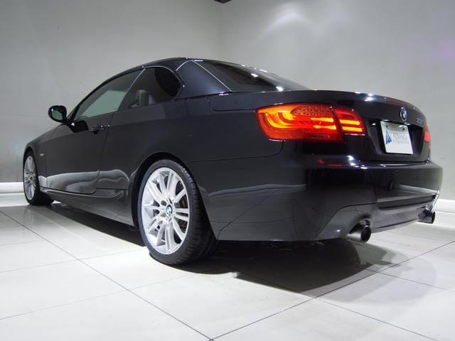 BMW BMW 335iカブリオレMスポPKGアイボリー革純ナビ18AW
