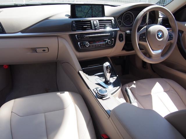 BMW BMW 320iツーリング モダンベージュ革衝突軽減ブレーキBカメラ