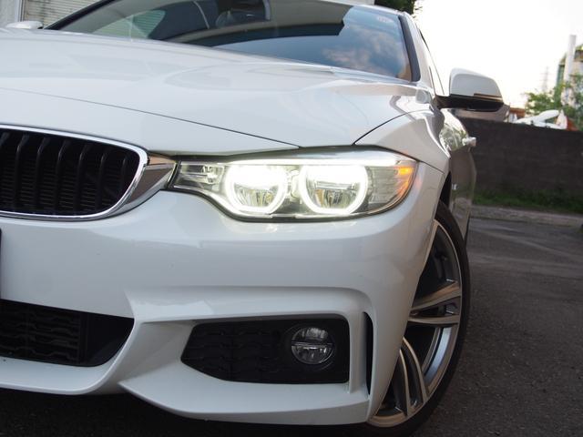 BMWアダプティブLEDライト!鋭い光が非常にクール!勿論フォグランプもLEDです!