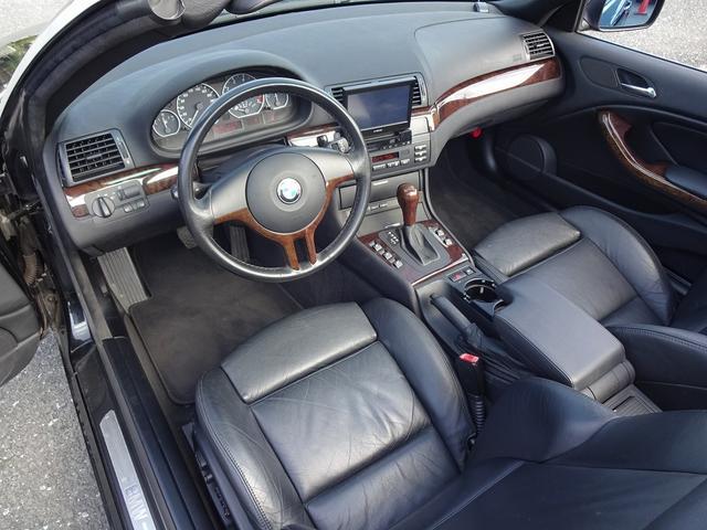 BMW BMW 330Ciカブリオレ インダッシュナビ TV バックカメラ